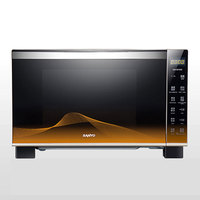 EM GF600 Microwave Oven 25L 800W Electric Microwaves Classic Mini Ovens For Counter Countertop