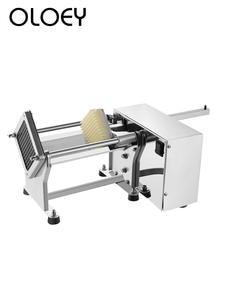 Electric-Fries-Machine 60W Slit Onion-Cucumber Radish Adjustable Stainless-Steel Size-Cut