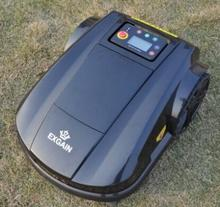 Rasenroboter Waterproof Robot Mower with 4 Blades Auto Robot Lawn Mower Recharged Garden Lawn Mower with Remote Controller S520 robot lawn mower s510 with two year warranty auto recharge remote contol schedule range compass subarea function