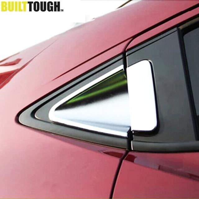 For Honda Vezel HR V HRV 2014 2015 2016 2017 2018 Chrome Rear Door ...