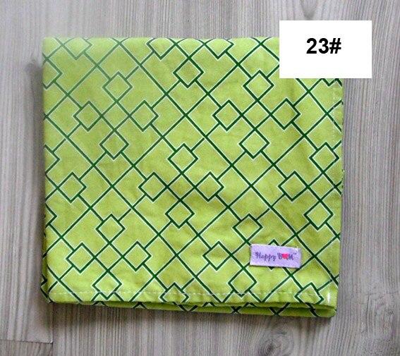 Крышка для грудного вскармливания, дышащая хлопковая муслиновая ткань для кормления, крышка для кормления - Цвет: 23