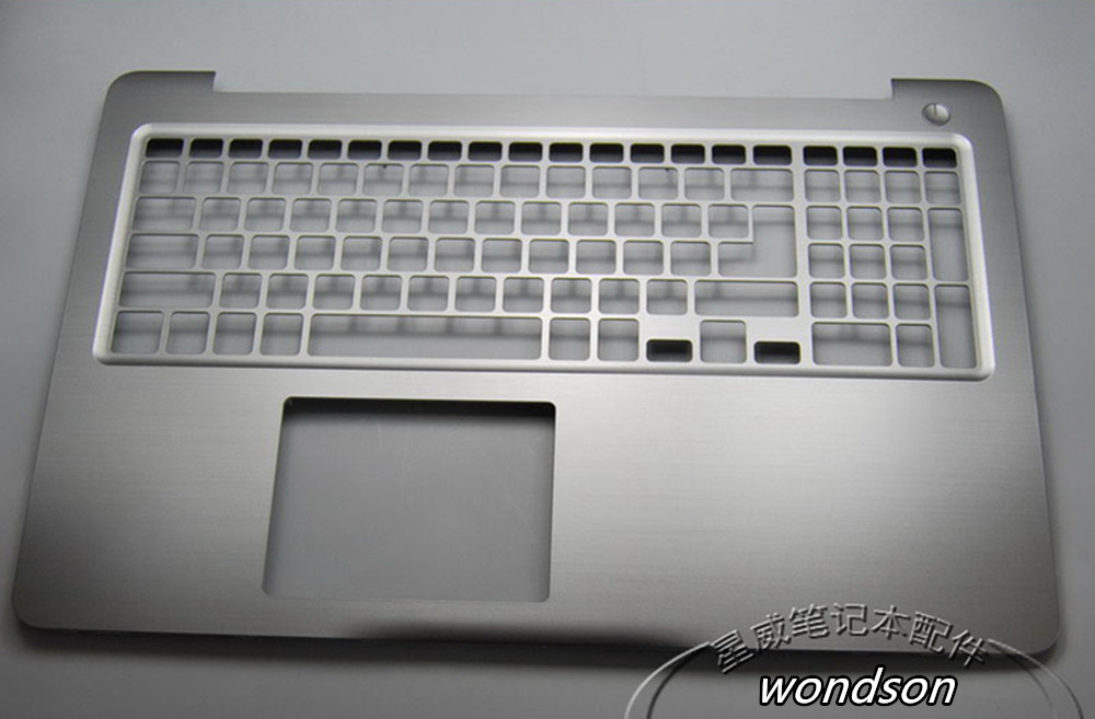 Free Shipping For Dell  Inspiron  15-5000 5565 5567  Palmrest Touchpad Top Cover CN-0PT1NY PT1NY  w 1 Year Warranty