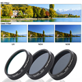 Camera ND4+ND8+UV Lens Filter for DJI Phantom 4 3 Professional Advanced RC160