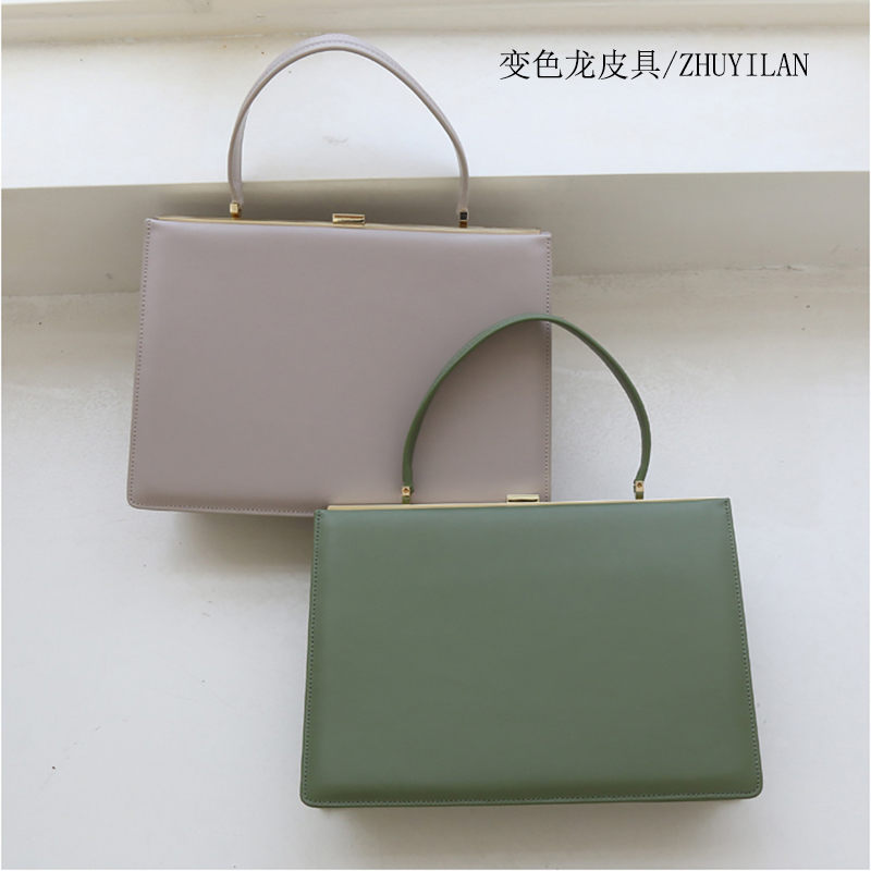 2018 New Ma'am genuine leather bag for woman Customized cowhide luxury handbags women bags designer