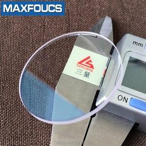 Image 4 - Saat camı safir cam AR mavi kaplama düz kalınlığı 1.2mm çap 26 mm ila 39.5mm ,2 parça ücretsiz kargo