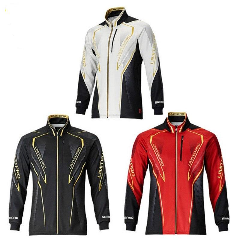 Brand Fishing Clothes 2018 New Daiwa Fishing Shirt Thin Breathable Hygroscopicity Quick Dry Anti-UV Fishing Clothing AK004