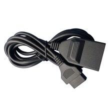 Yüksek kalite 15 pin 3 M uzatma kablosu için SNK FC neo geo CD Kontrolörleri Kolu Kavrama