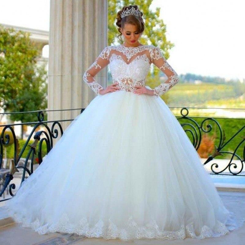 Baratos Elegante Vestidos De Noiva Sirena Vestidos de Boda de Playa ...