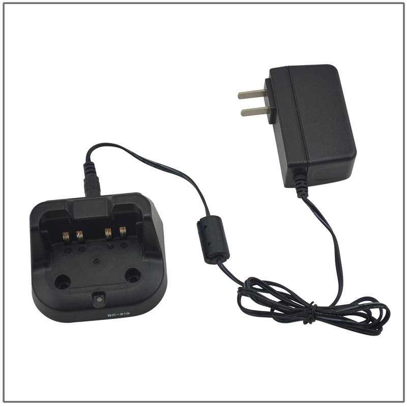 Li ion Rapid Desktop Charger BC 213 W AC Adapter for BP 280 Li ion Battery