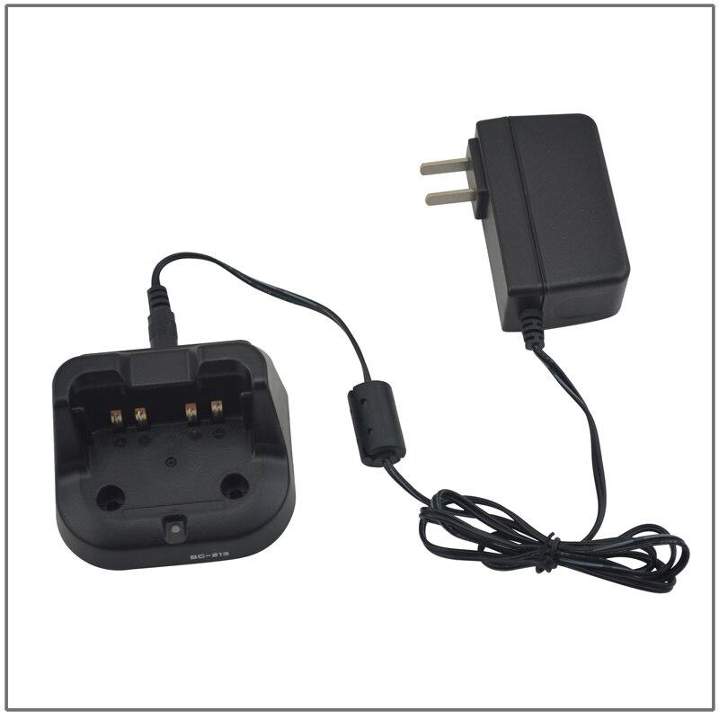Ion Rapid Desktop Charger BC 213 W/AC Adapter voor BP 280 Ion Batterij (ICOM IC F1000, IC F2000 Serie RADIOS)-in Portofoon van Mobiele telefoons & telecommunicatie op AliExpress - 11.11_Dubbel 11Vrijgezellendag 1
