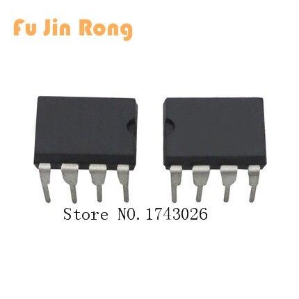 Original 4pcs/lot OPA2227P OPA2227PA OPA2227 DIP8 Fever Operational Amplifier Chip IC