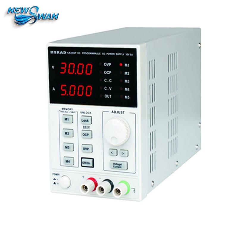 KORAD DC Power Supply KA3005D Precision Variable Adjustable 30V 5A Power Supply LAB GRADE 30V DC power supply cps 6011 60v 11a digital adjustable dc power supply laboratory power supply cps6011