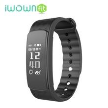 Iwownfit i3 Smart Band уведомления о сообщении/телефонный звонок напомнить/шагомер/сна трекер
