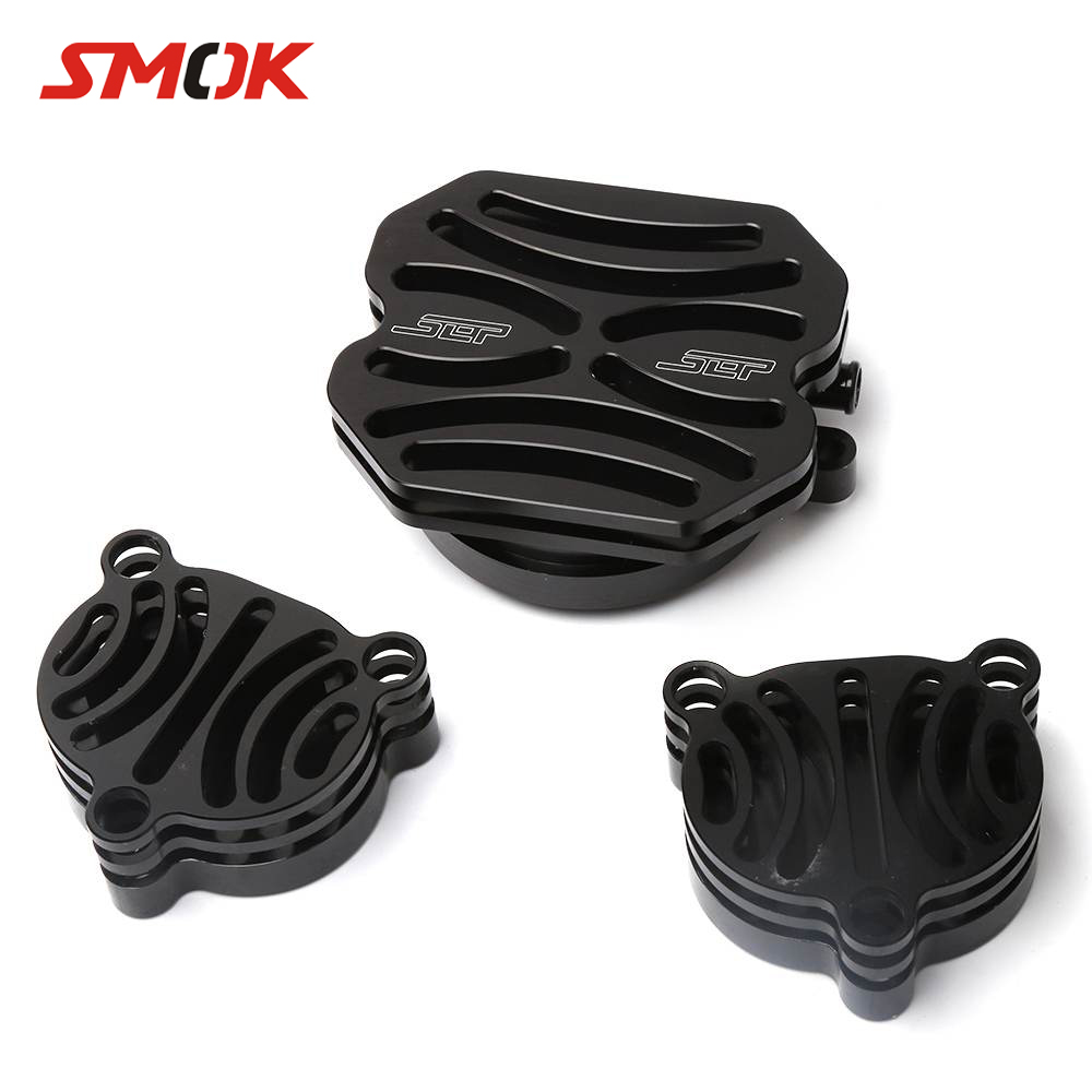 SMOK Motorcycle Scooter Accessories Cylinder Head Side Cover Radiator Absorber For Yamaha Cygnus 125 GTR 125 BWS X 125 BWS R 125 sep scooter vehicle frame decoration frame externally body protection cover guard bumper for yamaha bws x 125