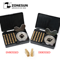 ZONESUN набор термоштампованных алфавитов пресс-машина FR900 FR770 набор алфавитов для кодирования даты буквы цифры латунь для FR770