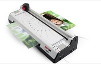 A4 Multi function 2 in 1 Photo Thermal & Cold Pouch Laminator+Paper Trimmer Paper Cutter