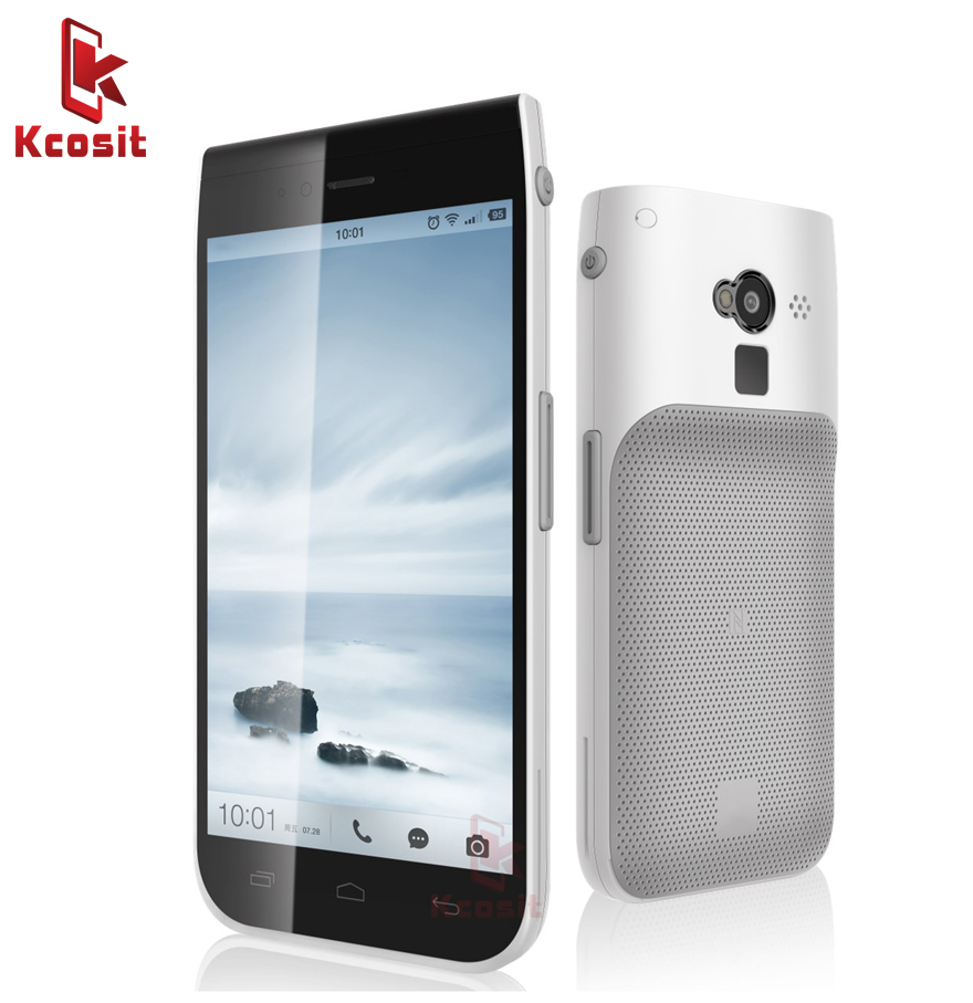 Kcosit 16gb 2gb GSM/WCDMA/LTE New Smartphone Scanner NFC Fingerprint China Android Luxury