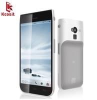 Luksusowe Chiny Slim Moda Smartphone Android 7.1 Octa bazowa Telefonu komórkowego 5.5