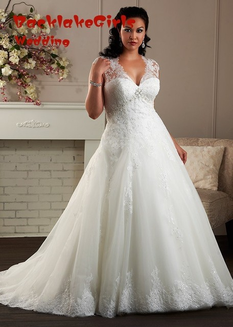 Wedding Dresses Big Women