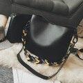 Das mulheres bolsa 2017 pacote de figuras da moda bolsa de ombro grande capacidade saco do mensageiro personalidade seta cinta big bags