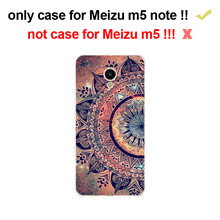 Phone Cases For Meizu M5 Note