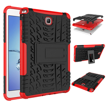 Heavy Duty Rugged Armor Dazzle Shockproof KickStand Fundas Case For Samsung Galaxy Tab A 8.0″ T355 T350 Tablet Cover Case Coque