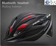GUB M3 Bicycle Helmet Intelligent Bluetooth Headset In Mold Unisex Outdoor Riding Helmet Cycling Equipment For Men And Women