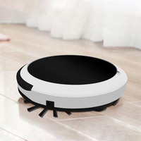 Sweeping Robot Vacuum Cleaner Sweeping and Dragging Machine Household USB Charging Intelligent Fully Automatic