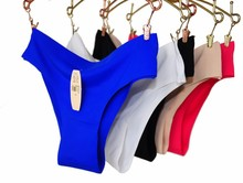 5pcs lot New DuPont Panties Seamless No line Cheeky Sexy Bikini Panty Women Underwear Brand Sexy