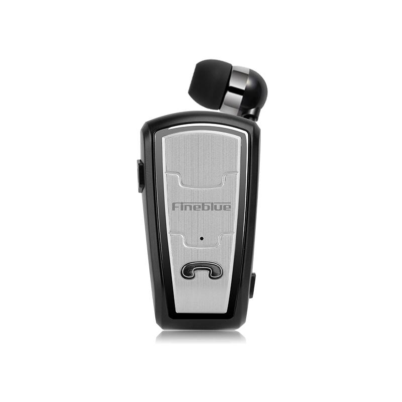 Original FineBlue FQ208 Clip-on Bluetooth Headset Anti-lost Retractable Wireless Earphone Clip Handsfree Headphone With Micr (14)