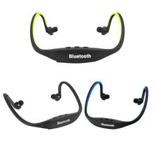 VODOOL S3 Bluetooth Wireless Sport Headset Stereo Handfree Mic Earphone high qui