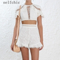 Women Designer White Cropped Tops Sexy Backless Tank Tops 2018