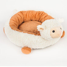 Pet Dog Cat Bed Sofa Puppy Cushion House Warm Pet Kennel Dog Mat Pad Blanket Free shipping