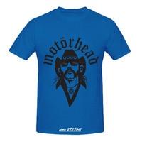 RTTMALL Top Deisgn Kurzarm Mestres tun Rock Motörhead Männer T Shirts Street Benutzerdefinierte Metall Gothic Band Geburtstagsgeschenk Shirts