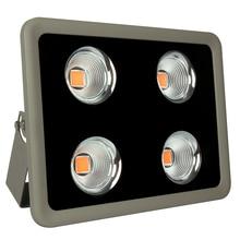 1 шт. 200 Вт COB из светодиодов прожектор полный спектр из светодиодов светать водонепроницаемый наводнений лампы AC85-265V для цветущих растений овощи
