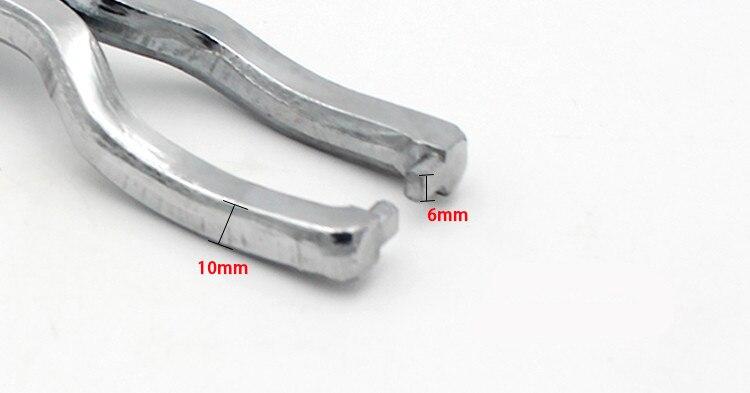 Fuel Line Connector Plier Remove Replace Inline Fuel Filter Quick Coupler  Tube Hose Clip Quick Release Pliers Auto Repair Tool