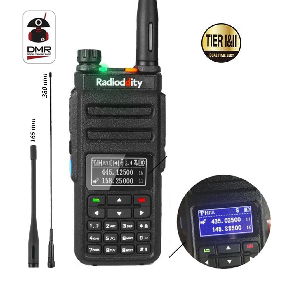 Radioddity GD-77BB New Screen ...