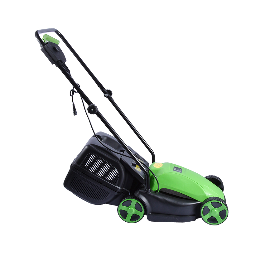 Reel With Cable Lawn Mowers 10m Lawn Push Mower Weeding 220V 1600W Electric Mower Machine
