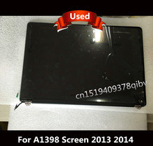 Tested Genuine Complete LCD Display Assembly For Macbook Pro Retina 15″ A1398 661-8310 Late 2013 Mid 2014