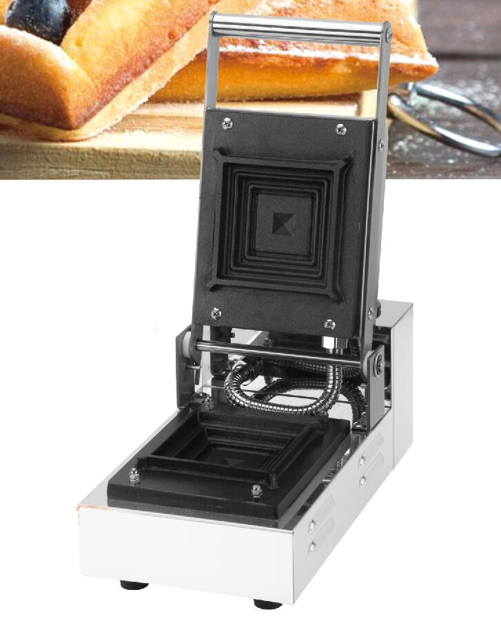 Free Shipping  Electric 1-slice Square Loaf Bread Sandwich Press Maker Machine Toaster Grill cms 15 45 фигурка грамофон pavone 1145848