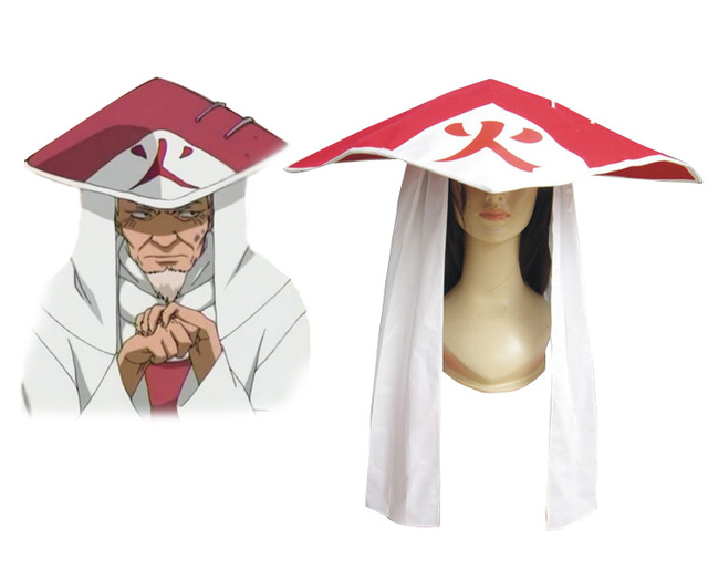 Hokage Cosplay Hat