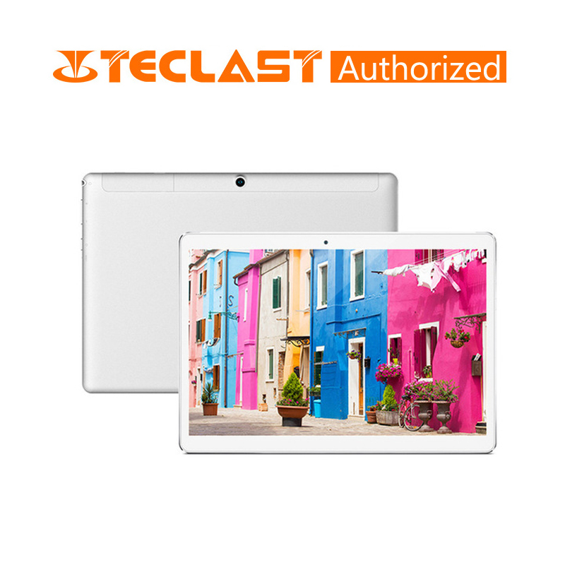 10.1 inch 1920*1200 <font><b>Teclast</b></font> <font><b>A10S</b></font> Tablet PC Android 7.0 MTK 8163 Quad Core 2GB RAM 32GB ROM Dual WiFi GPS Tablets image