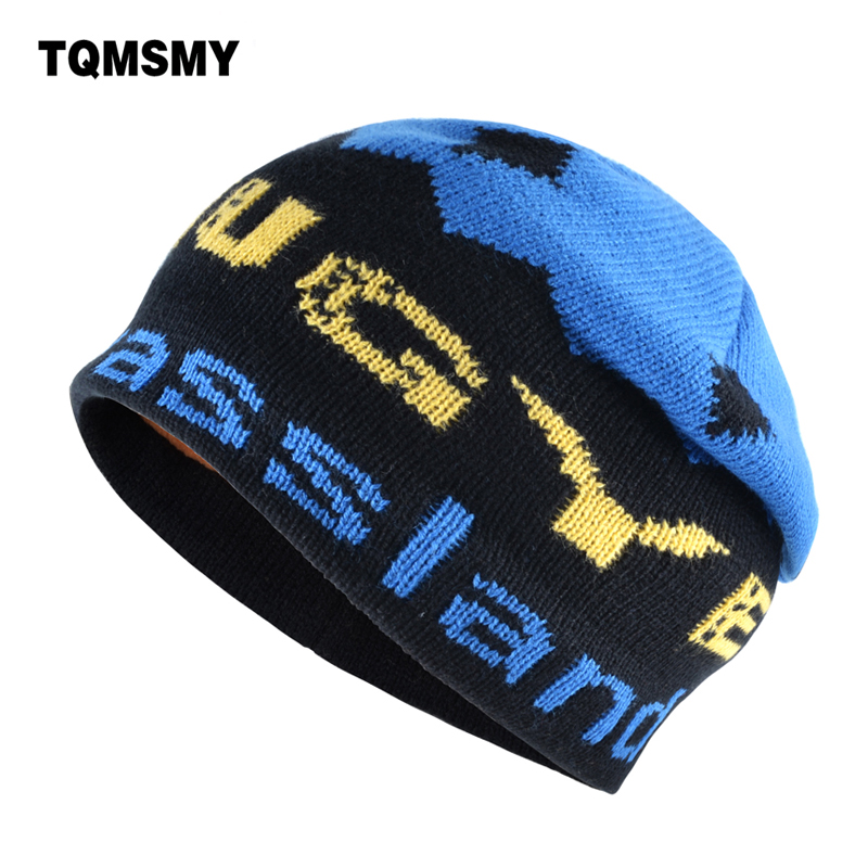 New style ski cap men knitted wool skullies outdoor warm hats for women beanies double layer gorro winter women's snow hat bone autumn and winter letter hat skullies beanies wool knitted hats for women ski cap men sport acrylic hat rx120