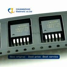 5 pcs LM2577S-ADJ LM2577 2577 A-263-6 Step Up (Boost) do Regulador de Tensão de boa qualidade