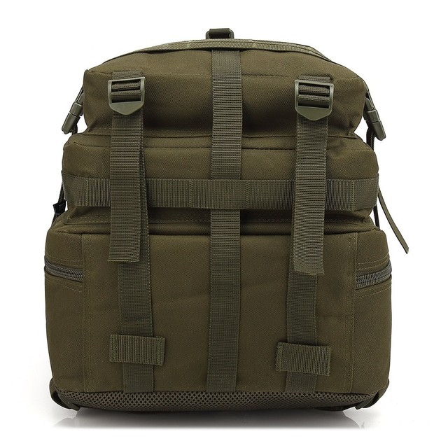 45L Large Capacity Army Tactical Backpack 4