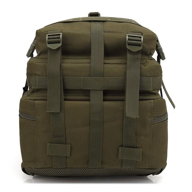 45L Large Capacity Man Army Tactical Backpacks