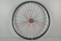 LURHACHI 29er MTB XC Carbon Wheelset 3K/UD Glossy 36mm Width 25mm Depth Hookless 32/32H D711/D712SB 29 Inch Bicycle Wheels