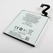 Original High Capacity BP-4GW Battery For NOKIA Lumia 920 920T чехол накладка для nokia lumia 920