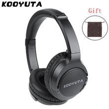 Kooyuta Headphone Bluetooth Portabel