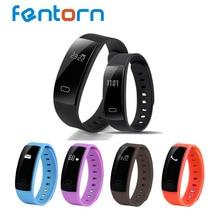 Fentorn QS80 Bluetooth Браслет Смарт Группа расстояние время темп калорий Фитнес-трекер Водонепроницаемый Смарт-часы браслет для телефона